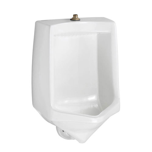 American Standard Trimbrook 0.85 - 1.0 GPF Urinal with Siphon Jet Flush Action in White 102616