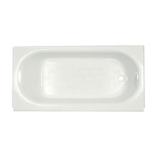 American Standard Princeton 5 foot Americast Right Hand Drain Bathtub in White 157617