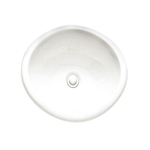American Standard Sebring Self-Rimming Bathroom Sink in White 184365
