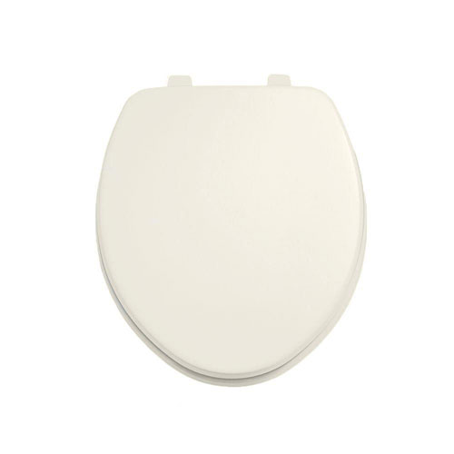 American Standard Laurel Round Closed Front Toilet Seat in Linen 209889
