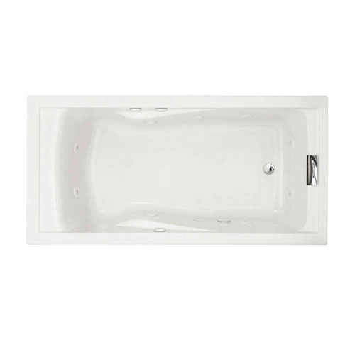 American Standard Evolution EverClean 6 foot Whirlpool Tub in White 218821