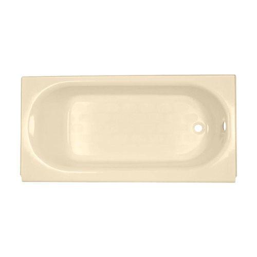 American Standard Princeton 5 foot Right Drain Americast Soaking Tub in Bone 326109
