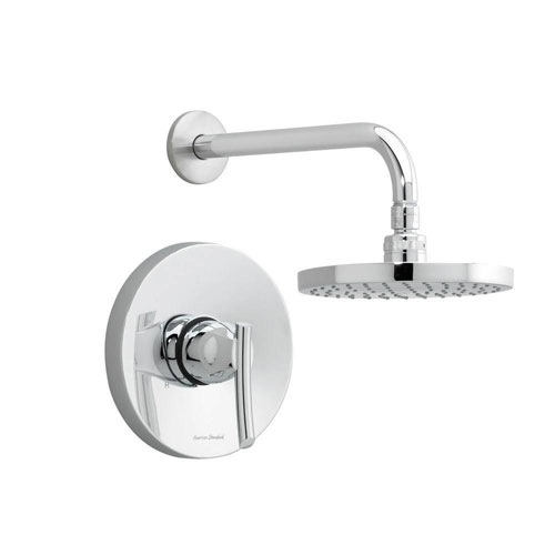 American Standard Green Tea 1-Handle Shower Faucet Trim Kit in Chrome (Valve Not Included) 369393