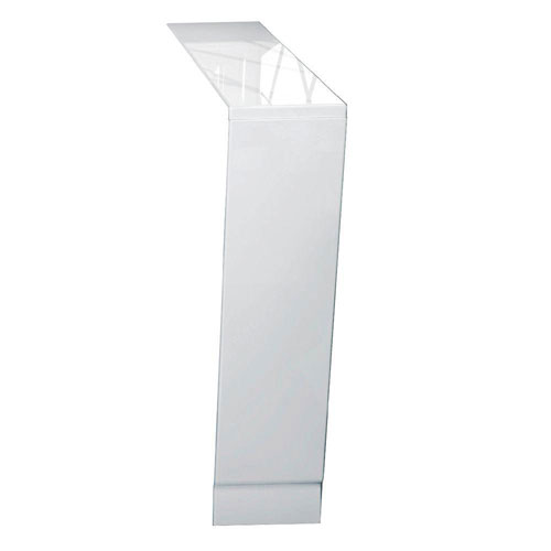 American Standard Tub Extender, Extends tub into Standard Opening, White 404033