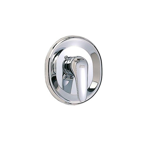 American Standard Seva 1-Handle Bath/Shower Valve Only Trim Kit in Polished Chrome (Valve Not Included) 410265