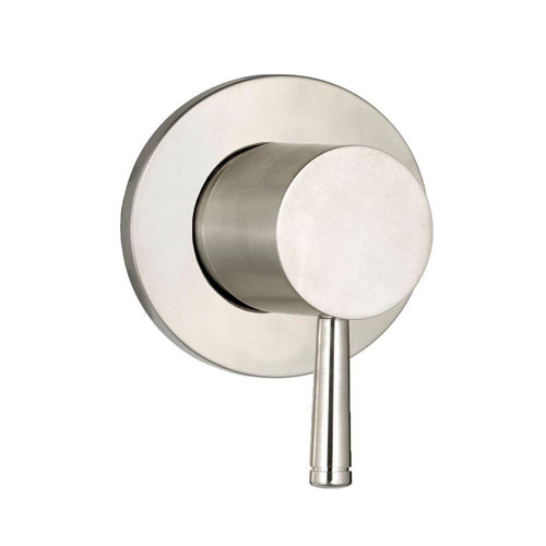 American Standard Serin 1-Handle Diverter Valve Trim Kit in Satin Nickel (Valve Not Included) 410633