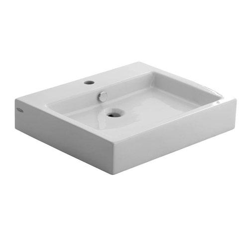 American Standard Studio Vessel Sink in White 411657