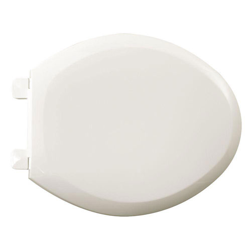 American Standard 5350.110.020 Cadet-3 Elongated Slow Close Toilet Seat with EverClean Surface, White 446545