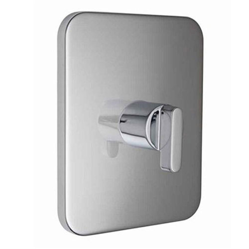 American Standard Moments 1-Handle Central Thermostatic Valve Trim Kit in Polished Chrome (Valve Not Included) 465616
