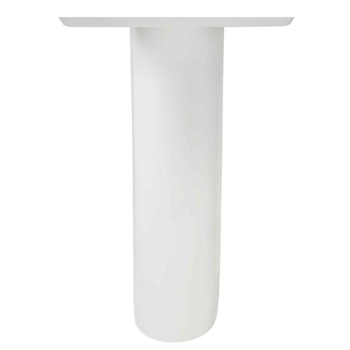 American Standard Boulevard Tropic Vitreous China Pedestal Leg in White 465830
