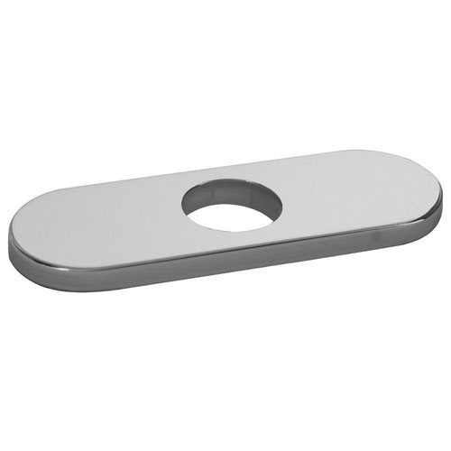 American Standard Moments and Serin 2 inch Brass Escutcheon Plate in Polished Chrome 466800