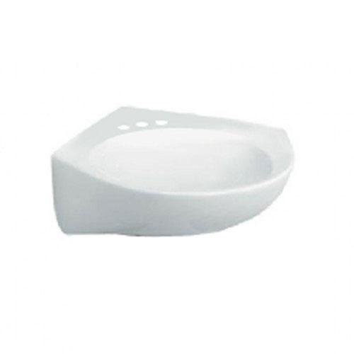 American Standard Cornice Wall-Mount Bathroom Sink in White 512960