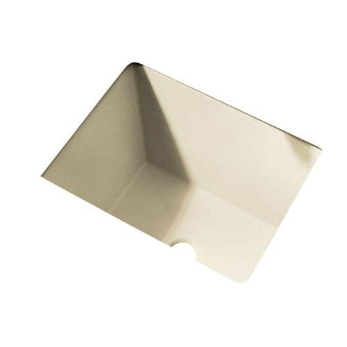 American Standard Boulevard Undermount Bathroom Sink in Linen 537561