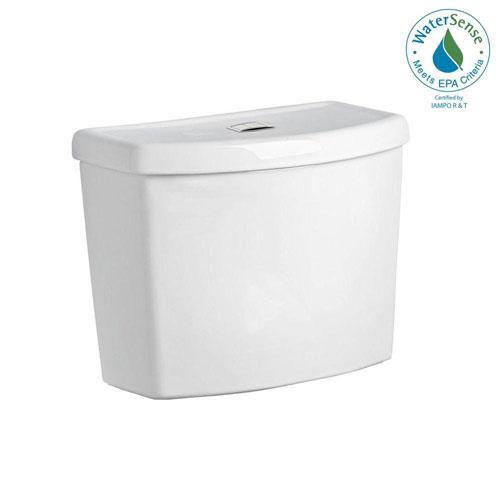 American Standard Studio Dual Flush 1.1/1.6 GPF Toilet Tank Only in White 540532