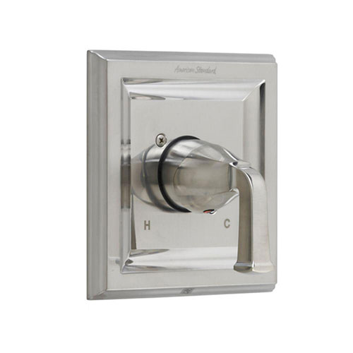 American Standard Town Square 1-Handle Valve Trim Kit in Satin Nickel (Valve Not Included) 541797