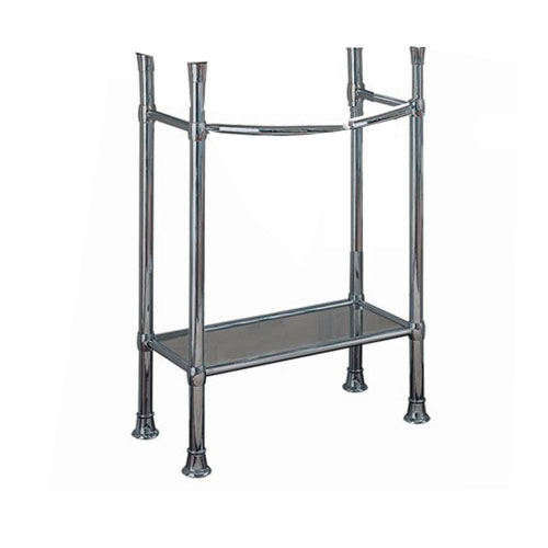 American Standard Retrospect Console Table Legs in Polished Chrome 569837