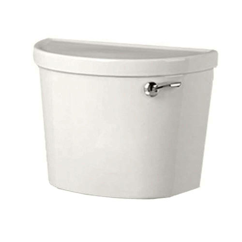 American Standard Champion Pro 1.28 GPF Toilet Tank Only with Right Hand Trip Lever in White 570323