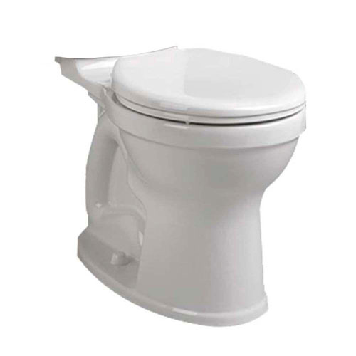 American Standard Champion Pro 1.28 GPF Right Height Round Front Toilet Bowl Only in White 570327