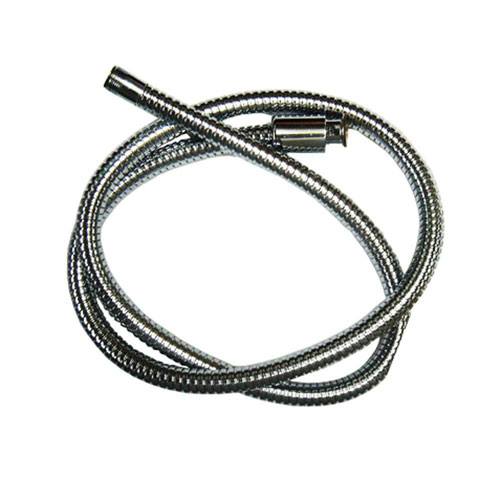 American Standard 2 inch Metal Hose and Seal Kit in Polished Chrome 58432