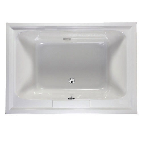American Standard 2748.002.011 Town Square Bathing Pool, 5-foot by 42-Inch, Arctic White 588569