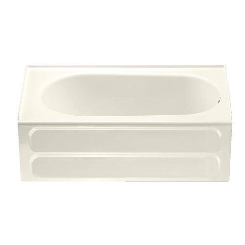 American Standard Collection 5 foot Bathtub with Right-Hand Drain in Linen 626453