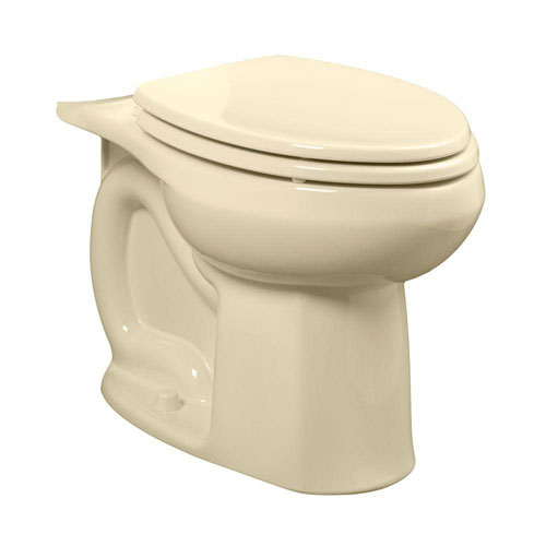 American Standard Colony Universal 1.28 or 1.6 GPF Elongated Toilet Bowl Only in Bone 663067