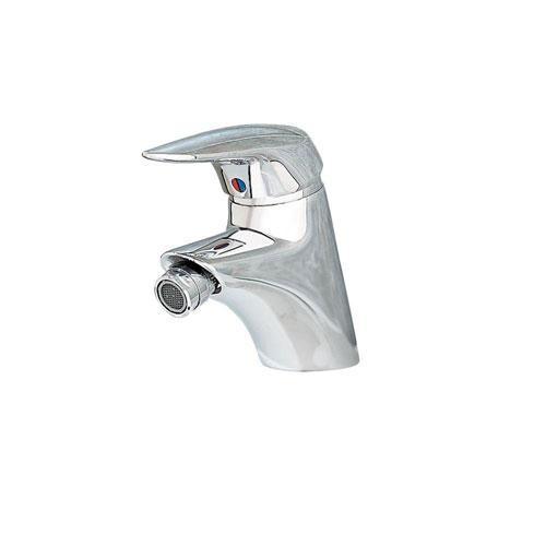 American Standard Ceramix 1-Handle Bidet Faucet in Polished Chrome 720631