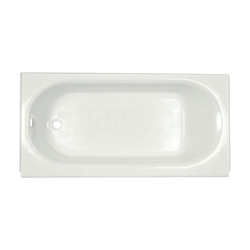American Standard Princeton 5 foot by 30-inch Left Hand Drain Bathtub in White 735535