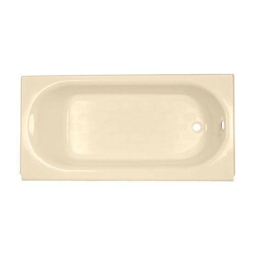 American Standard Princeton 5 foot by 30-inch Right Drain Soaking Tub in Bone 735553
