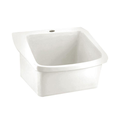 American Standard Surgeon's Wall-Mount Bathroom Sink in White 737092