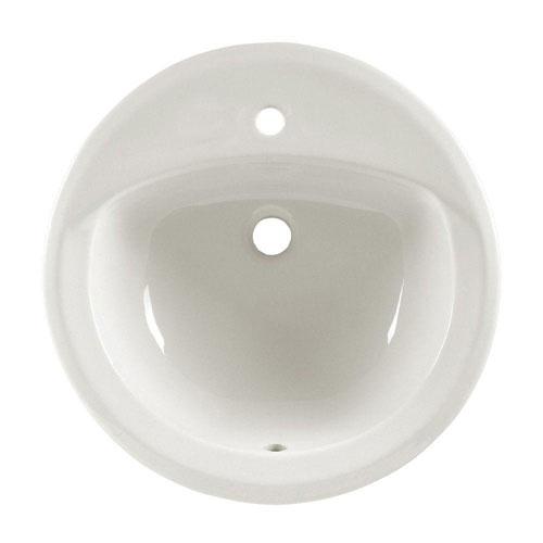 American Standard Rondalyn Self-Rimming Bathroom Sink in White 753544