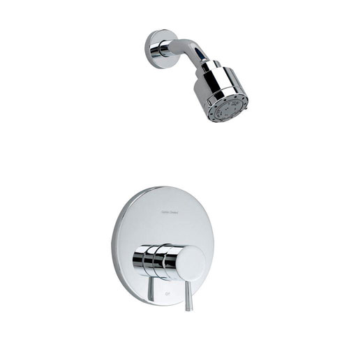 American Standard Serin 1-Handle Shower Faucet Trim Kit in Chrome (Valve Not Included) 88389