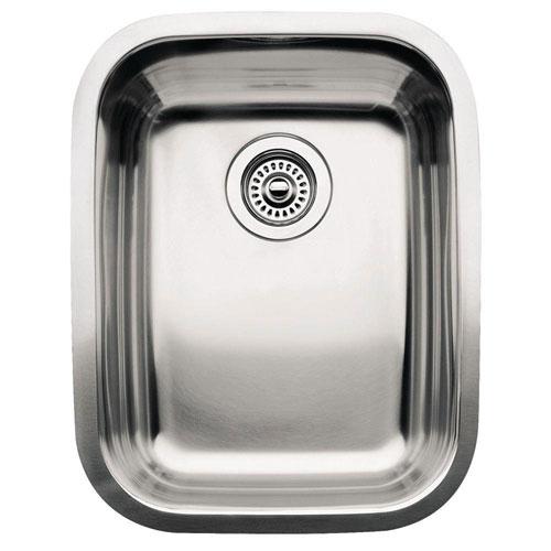 Blanco Supreme Undermount Stainless Steel 15.4 inch 0-Hole Single Bowl Kitchen Sink 154773