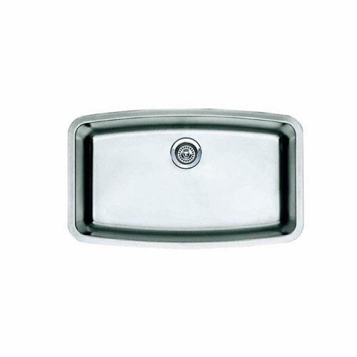 Blanco Performa Undermount Stainless Steel 32 inch x 19 inch 0-Hole Super Single Bowl Kitchen Sink 243449