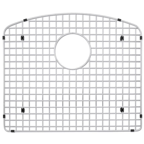 Blanco Stainless Steel Sink Grid Fits Diamond Single Bowl 245357