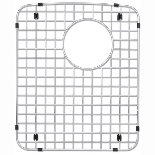 Blanco Stainless Steel Sink Grid for Fits Diamond Double Left Bowl 245361