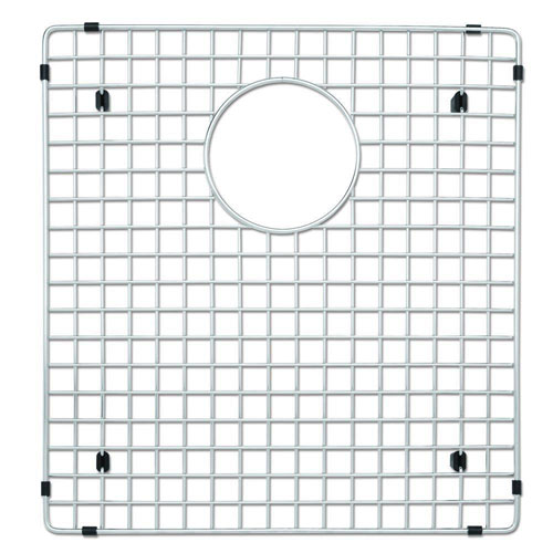 Blanco Stainless Steel Sink Grid Fits Precision and Precision 10 Large Bowl 245381