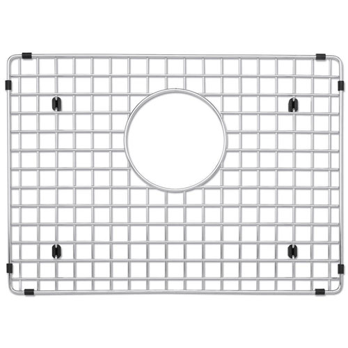 Blanco Stainless-Steel Sink Grid for Blanco Precision Medium Horizontal Bowls 245389