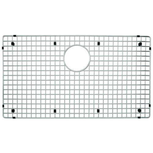 Blanco Stainless Steel Sink Grid Fits Precision & Precision 10 Super Single Bowl 245593