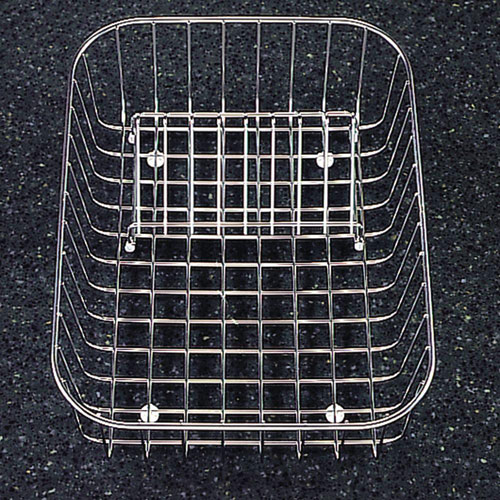 Blanco Stainless Steel Crockery Basket for Single or Double Bowl Sinks 307369