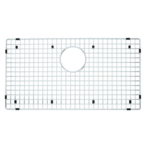 Blanco Stainless Steel Sink Grid - Fits Precis Super Single 467326
