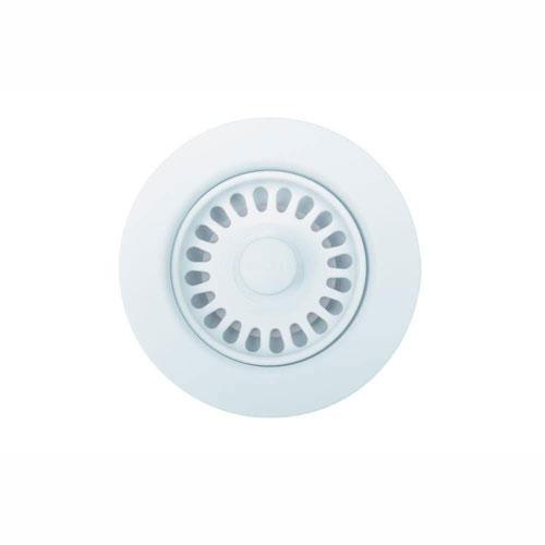 Blanco 3-1/2 inch Sink Waste Flange in White 478172