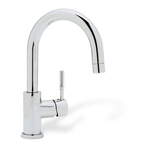 Blanco Meridian Single-Handle Bar Faucet in Polished Chrome 478859
