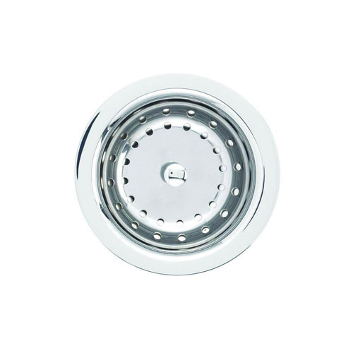 Blanco 4-1/2 inch Sink Strainer in Chrome 482485