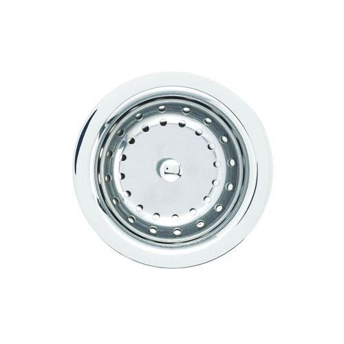 Blanco 4-1/2 inch Sink Strainer in Chrome 482485