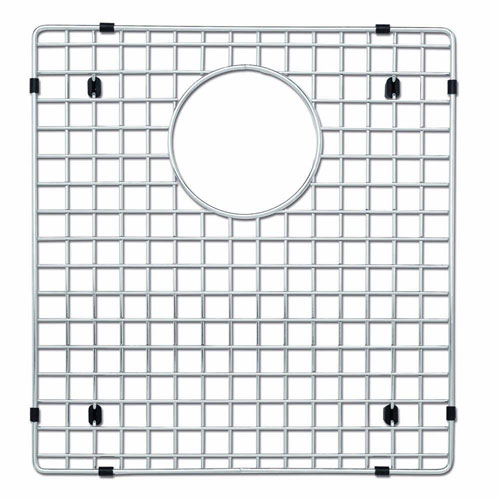 Blanco Stainless Steel Sink Grid (Fit Precis 1-3/4 left bowl) 524348