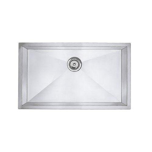 Blanco Stainless Steel Precision Super Single Bowl Kitchen Sink 570017