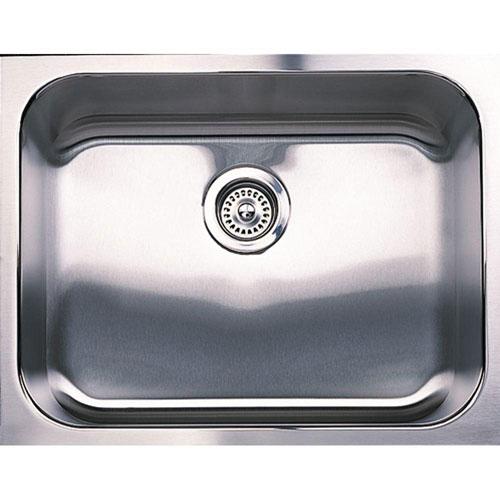 Blanco Spex Plus Undermount 18 inch 0-Hole Single Bowl Kitchen Sink 707829