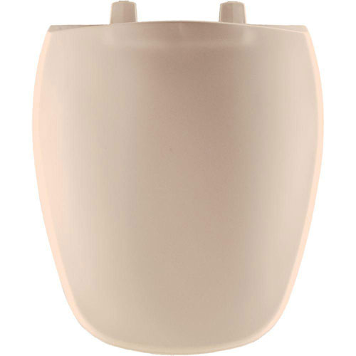 Bemis Round Closed Front Toilet Seat in Natural 426101