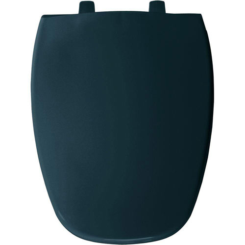 Bemis Elongated Closed Front Toilet Seat in Verde Green 529868